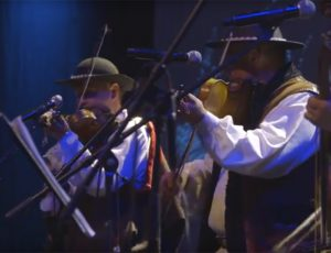 THE SPIRIT OF THE MOUNTAINS in concert